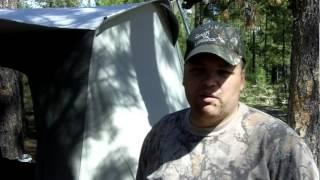 Kodiak Deluxe Canvas Tent Overview