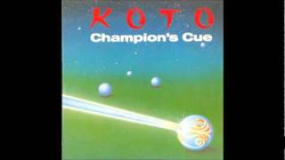 Koto - Champions Cue (Billiard Mix) (1990)