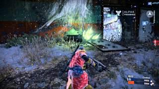 [PS4] Destiny Alpha - Control - Online Match #4 | w/@MichaelXE (1080p)