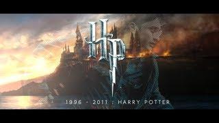 '1997 - 2011' : HARRY POTTER