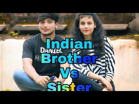 Indian Brother vs Sister 😎// Harsh Gupta