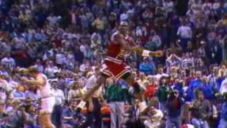 Michael Jordan - I Believe I Can Fly