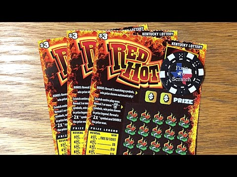 Xxx Mp4 3X Red Hot 7 S Kentucky Lottery Scratch Offs 3gp Sex