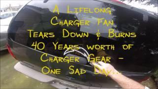 De-Contructing A Charger Fan - 40 Years Gone: