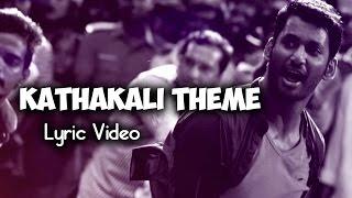 Kathakali Theme Music | Kathakali | Vishal, Hiphop Tamizha