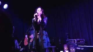 Liz Gillies - Wrecking Ball [Miley Cyrus cover] (Live at Genghis Cohen)