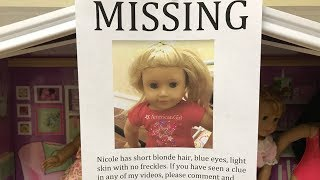 The Hunt For The Missing American Girl Doll