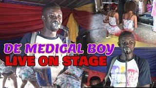 DE MEDICAL BOY LIVE ON STAGE (LATEST BENIN MUSIC LIVE ON STAGE)