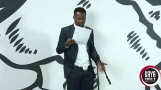 Makhafula Vilakazi on Life with Kojo Baffoe   Chris Hani Tribute Poetry Session