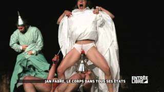 Jan Fabre : spectacle