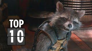 Top Ten Animal Friends & Sidekicks (Live Action) - Movie Countdown HD