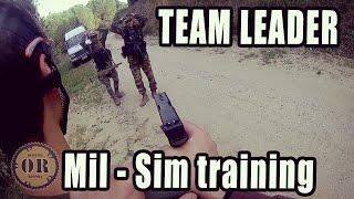 MilSim Training gameplay action italia Softair Cariati -  Blackwolf- Legione Mobi