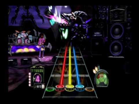 Michael Jackson - Guitar Hero 3 - Thriller 100% FC 312k R.I.P