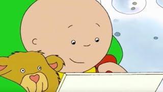 CAILLOU ADVENT CALENDAR | Cartoons for kids | Funny Animated Cartoons for Children