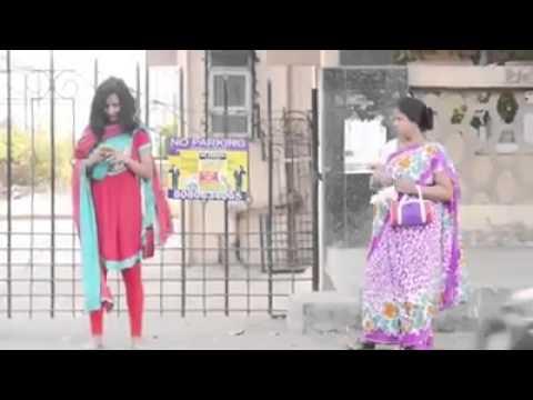 Girl ask Condom in Mumbai road