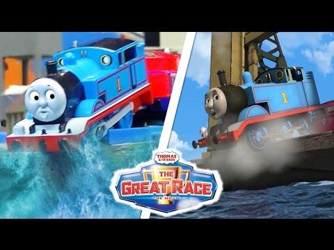 Xxx Mp4 Ashima Rescues Thomas Comparison TrackMaster Ashima The Great Race Thomas And Friends Movie 3gp Sex