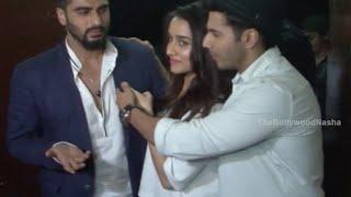 Bollywood Celebs @ ABCD 2 Special Screening P2 - Kangana, Shraddha Kapoor, Varun Dhawan