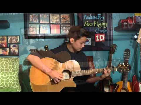 Xxx Mp4 Night Changes One Direction 1D Fingerstyle Guitar Cover 3gp Sex