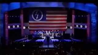 Marilyn Manson - The Beautiful People Live Satellite Backhaul Widescreen 1997 Video Awards