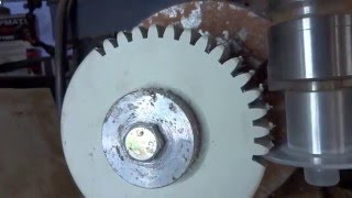 gear cutting wizard on 4 axis mill