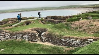 Blown Away by Orkney's Stone Age