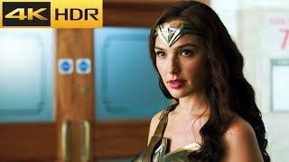 Wonder Woman Rescue   Justice League 4k HDR