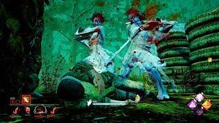 【Andrew】黎明死線➟不爽爽!?咱家美眉遇到默契大隊!◆怨靈◆斬殺◆山岡式翻盤◆