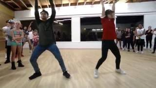 ''CAMPAIGN'' -Ty Dolla $ign ft. Future | Bailey Sok and Kenneth San Jose | @GuyGroove Choreography