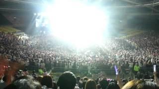 Muse Live in Seoul,Korea 2015 Psycho~Hysteria 내한 떼창