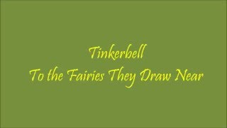 Tinkerbell (Loreena McKennitt) To the Fairies They Draw Near *LYRICS*
