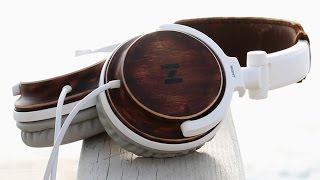 How to make Awesome wooden headphones