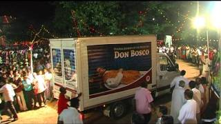 Polur Parish in Full Vigour for Don Bosco
