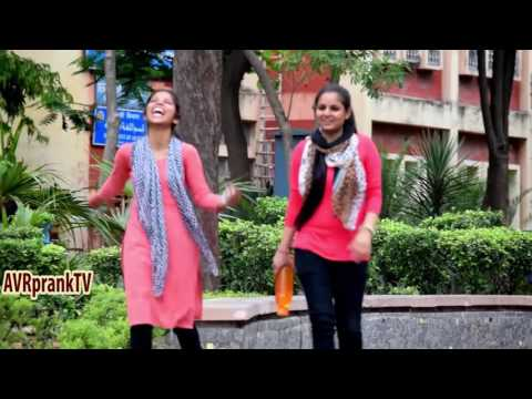 Calling Cute Girls BHABHI Prank  ft Rishabh Rai Pranks in India