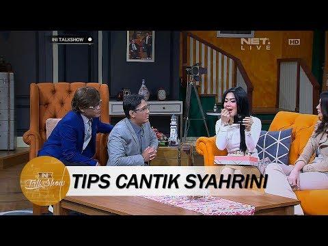 Tips Cantik dari Syahrini