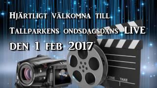 Tallparkens Onsdagsdans live den 1 feb 2017 musik Orient