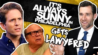 Real Lawyer Reacts to Reynolds v. Reynolds (Cereal Defense) It's Always Sunny in Philadelphia