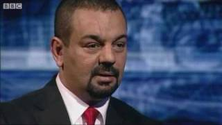 Uday Hussein 'worse than a psychopath' (George Galloway Related)