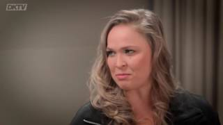 Ronda Rousey and Odell Beckham Jr. talks nude photoshoots, career accomplishments etc