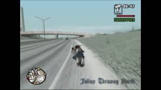Impennata record GTA San andreas