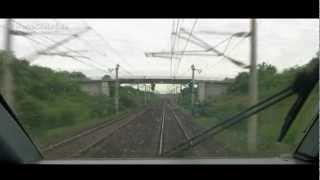 Kassel - Hamburg im ICE 988 Teil 1