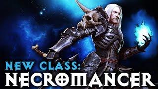 NEW CLASS: Necromancer (Overview | Gameplay | Diablo 3)