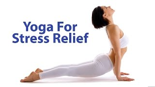 Yoga For Stress Relief | Yoga for Life