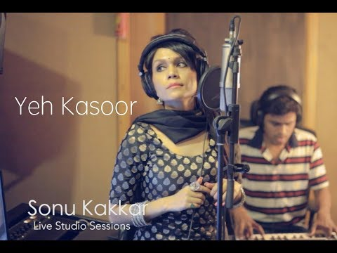 Xxx Mp4 Yeh Kasoor Mera Hai Sonu Kakkar Jism 2 Live Studio Session 3gp Sex