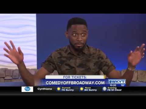 Wayne Colley - Comedy Off Broadway