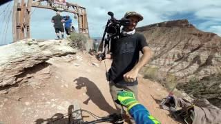 GoPro Revenge at Red Bull Rampage 2016