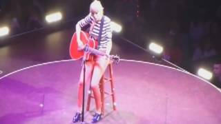 Taylor Swift : The RED Tour DVD - Mine Live In Indianapolis
