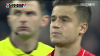 Mancity vs Liverpool Capital cup final 2016 penalty kicks