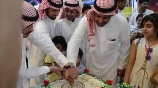 افتتاح مطعم أزال بمجمع عرعر مول | إنتاج بصمة سواعد