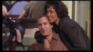 """Memories of """" The Bodyguard """"- Kevin Costner & Whitney Houston ...part 2"""