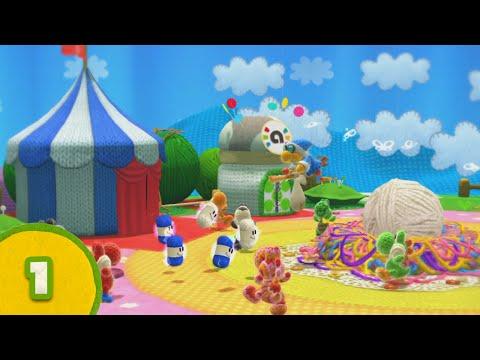 Let s Play Yoshi s Woolly World FR Kirbendo & Akuliqi 1